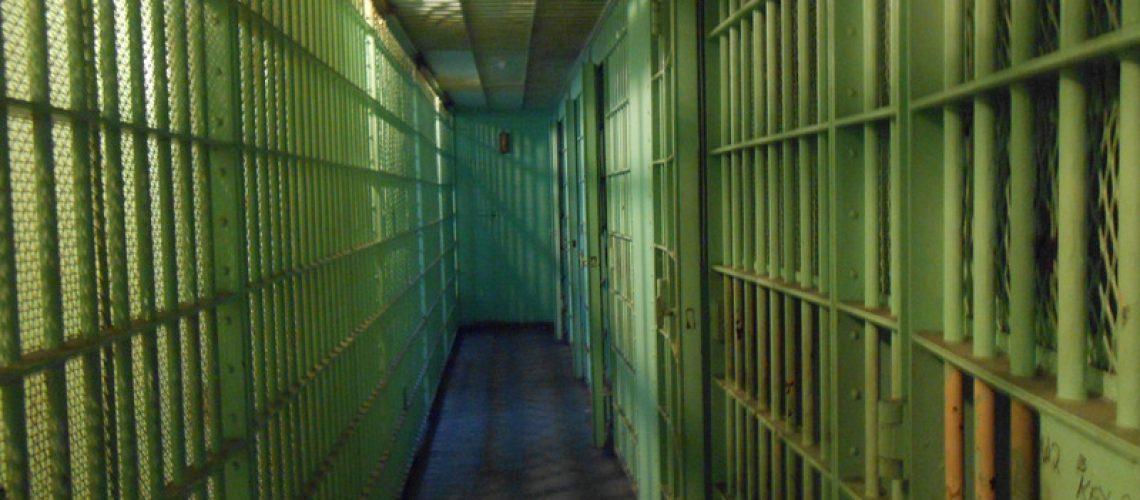Canva - Empty Jail Cells